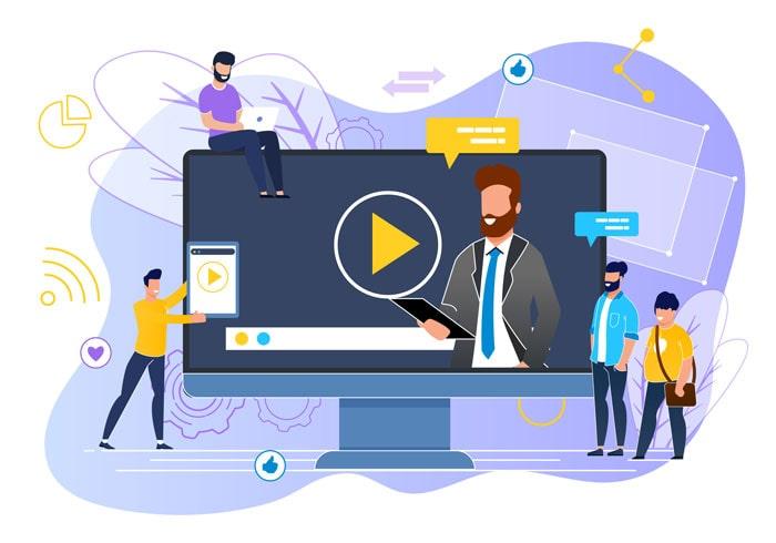 Vlogging / video marketing